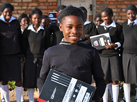 Only when all marginalized girls receive a quality secondary education can we hope to meet the Sustainable Development Goals.